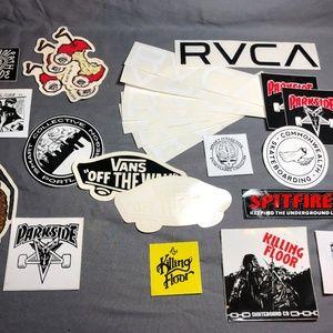 Other - 26 Skateboard Sticker Bundle